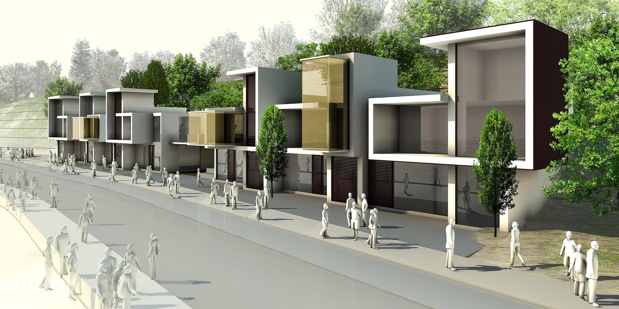 Architecture project Varna
