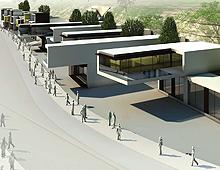 Архитектурен конкурс за концепция – Алея Първа