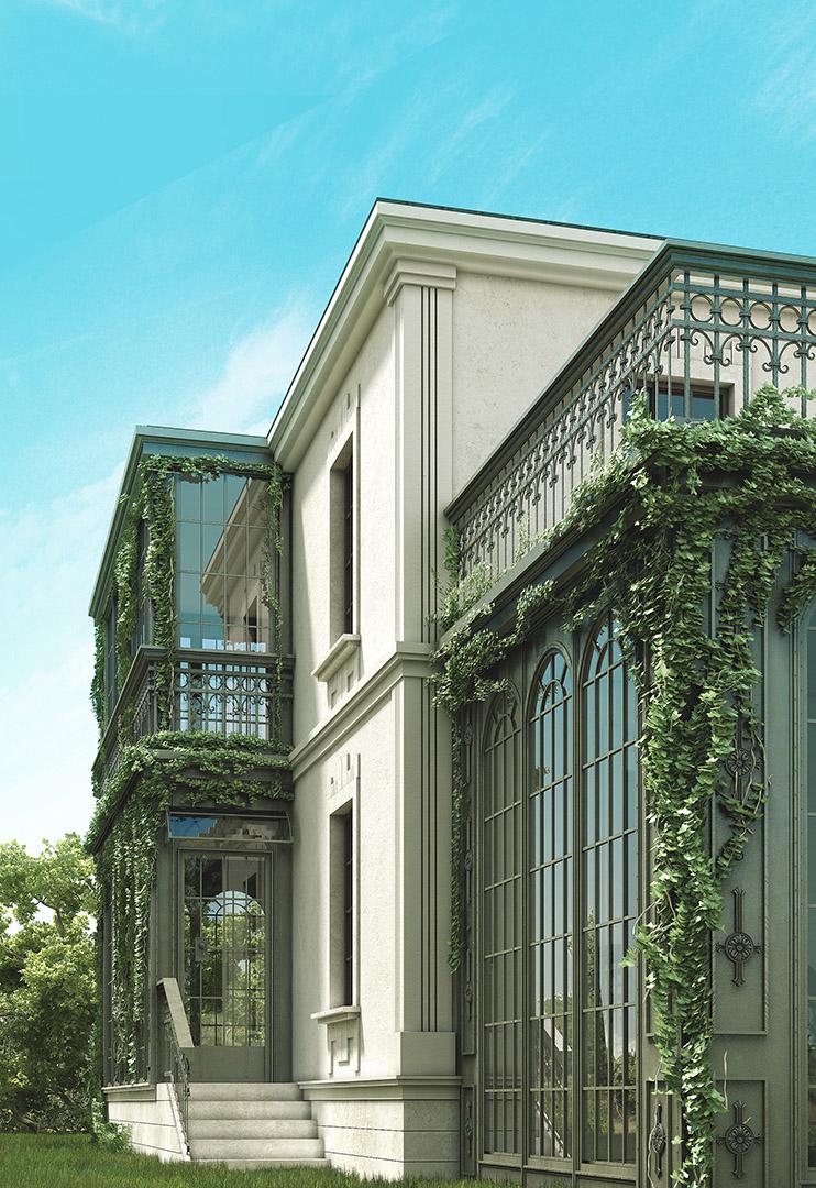 Архитектурни проекти за къщи