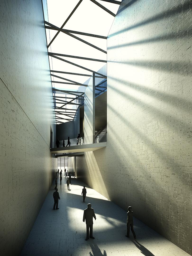 Архитектурно проектиране на сгради