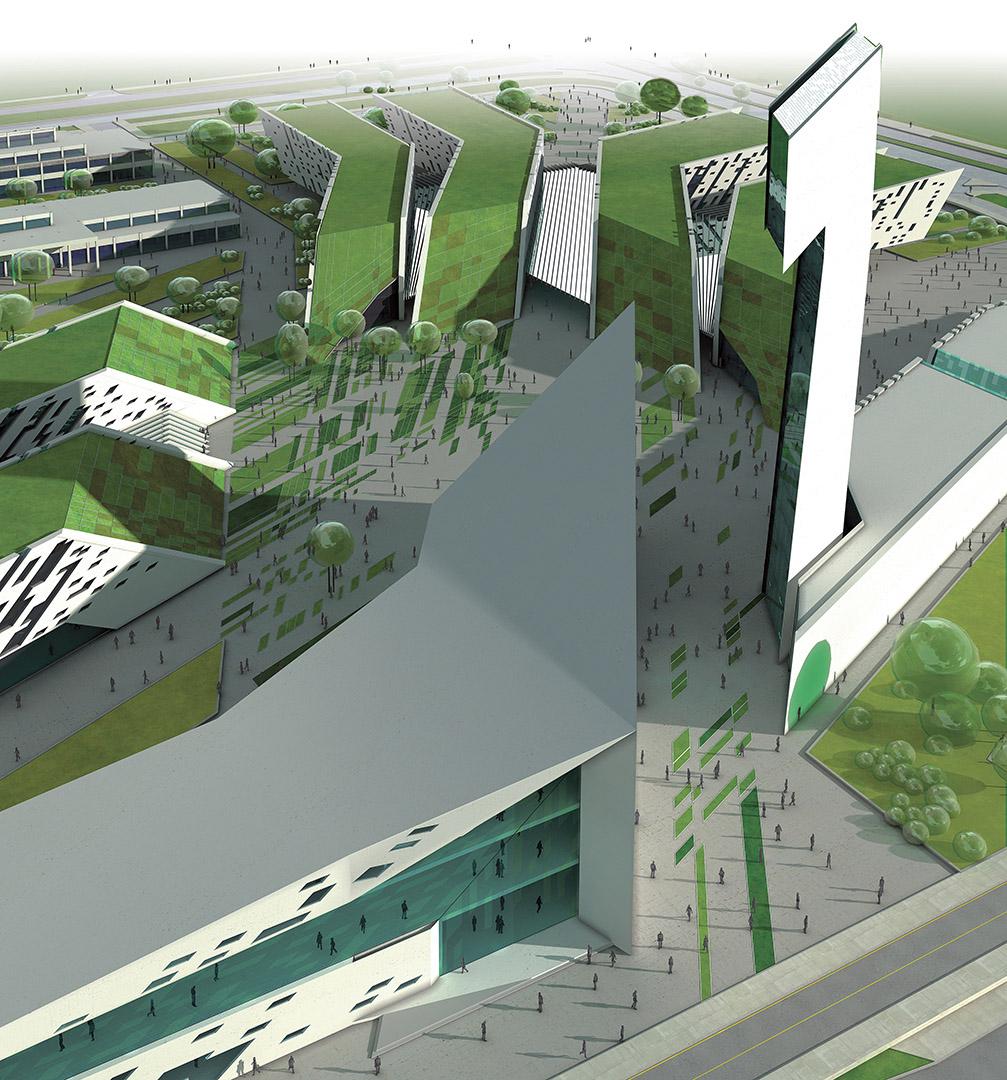 Дизайн на сгради