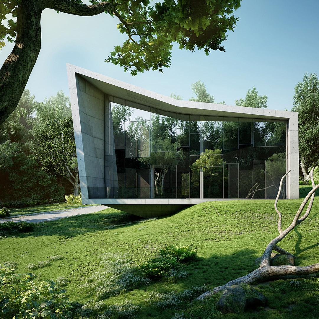 архитектура къщи