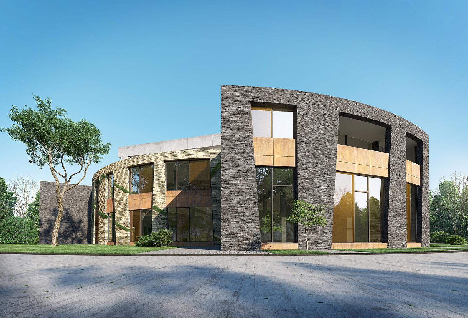 дизайн къщи