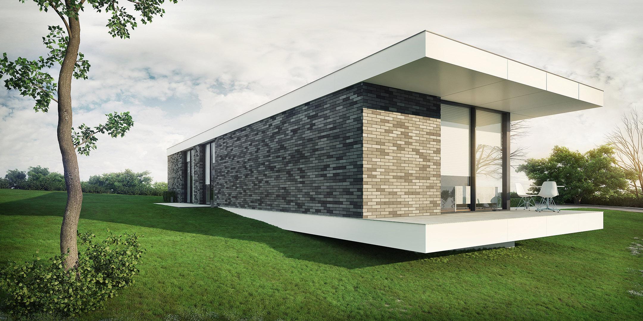 архитектурни проекти на еднофамилни къщи