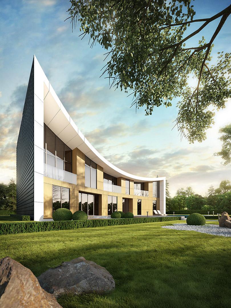 Aрхитектура къщи