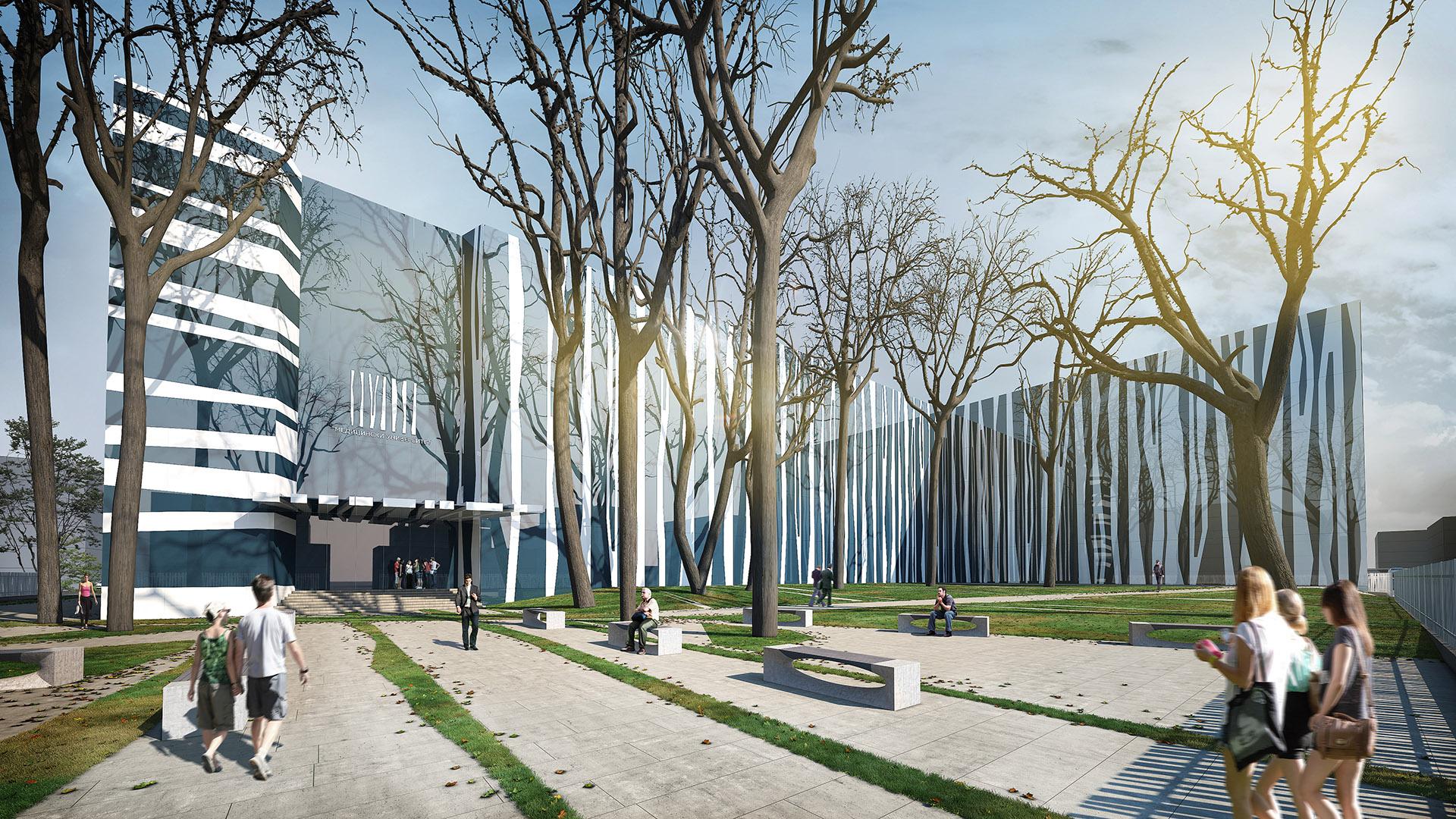 архитектурное бюро Варна