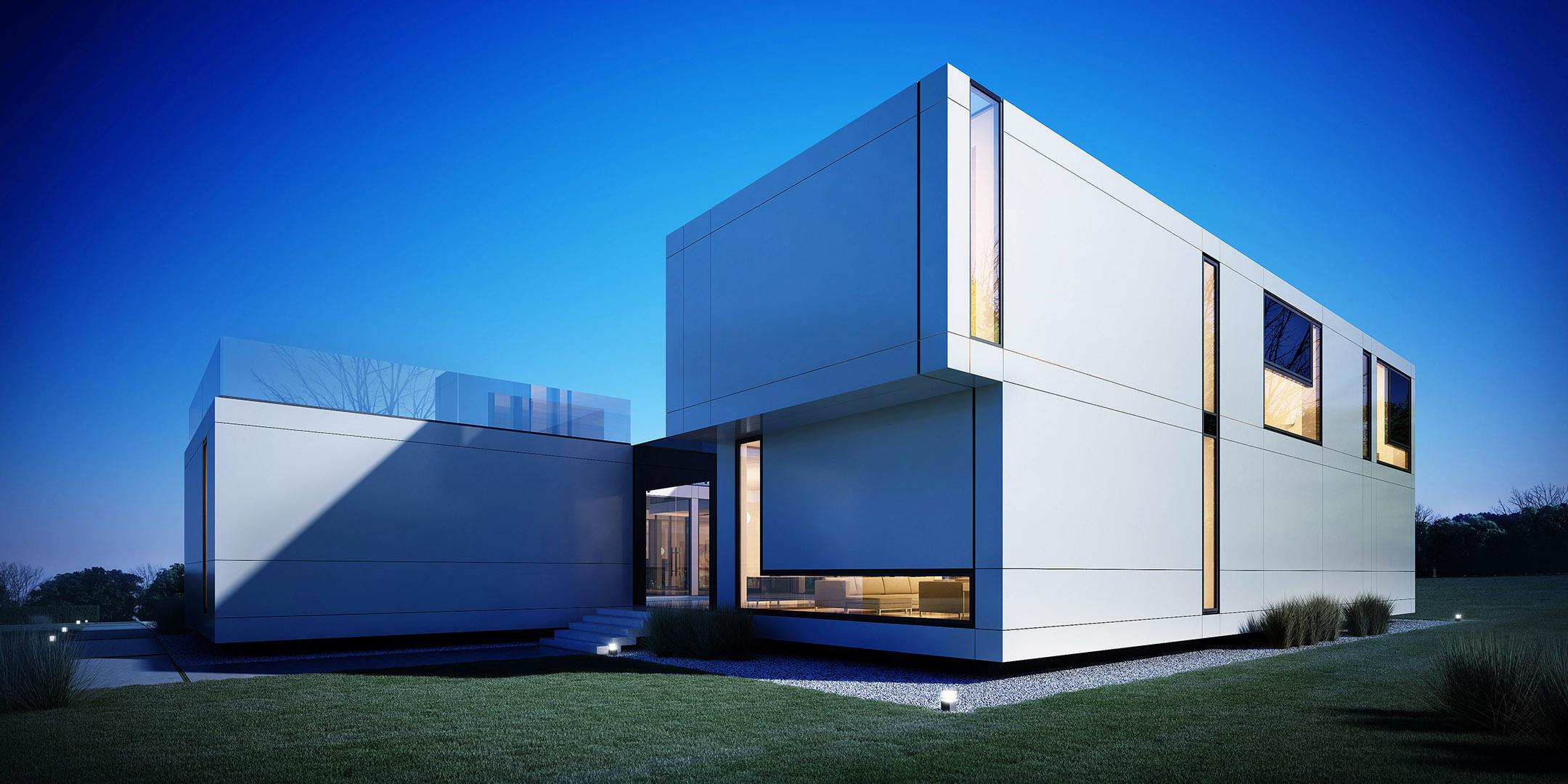проекти на еднофамилни къщи
