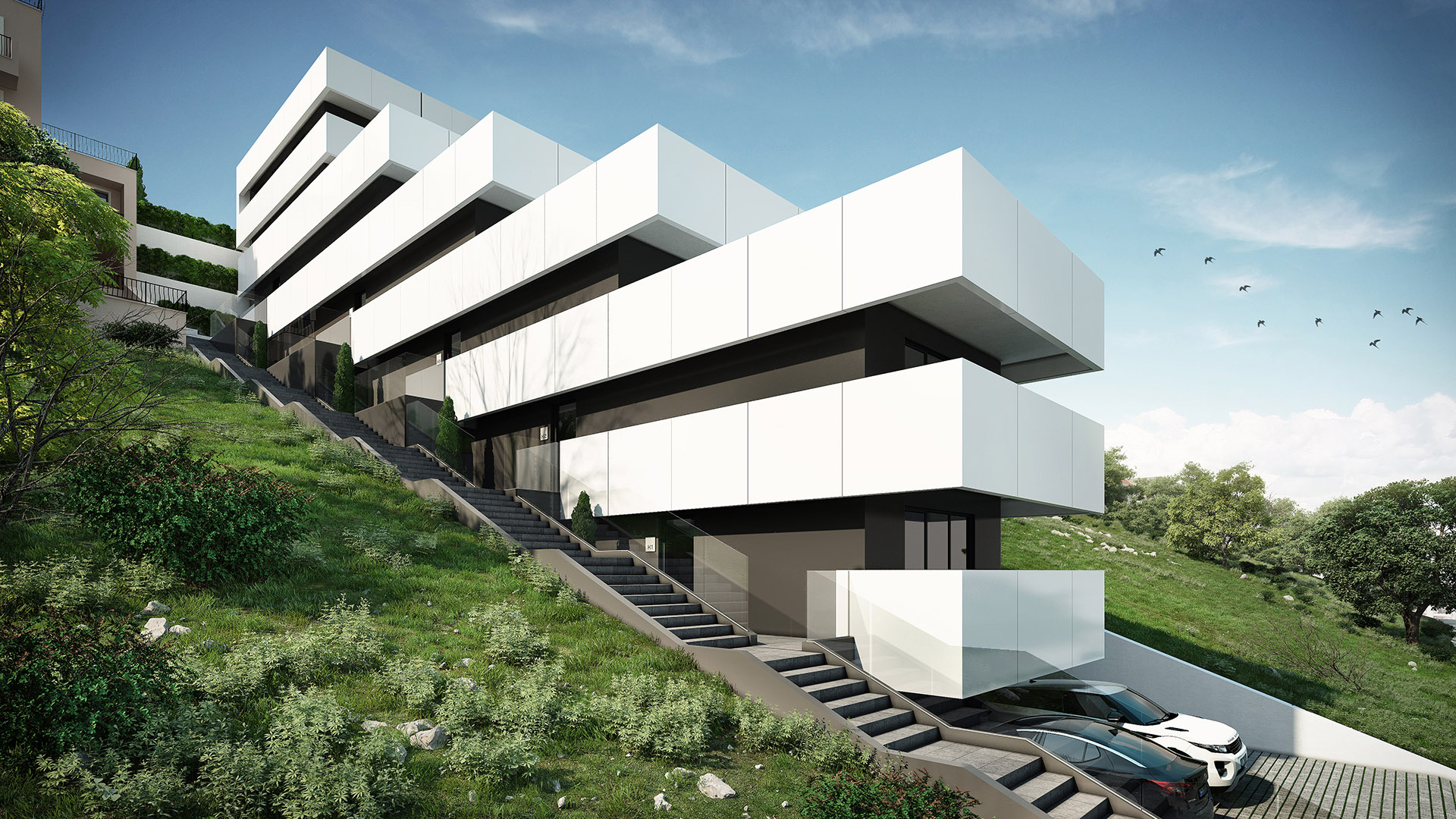 architecture Varna