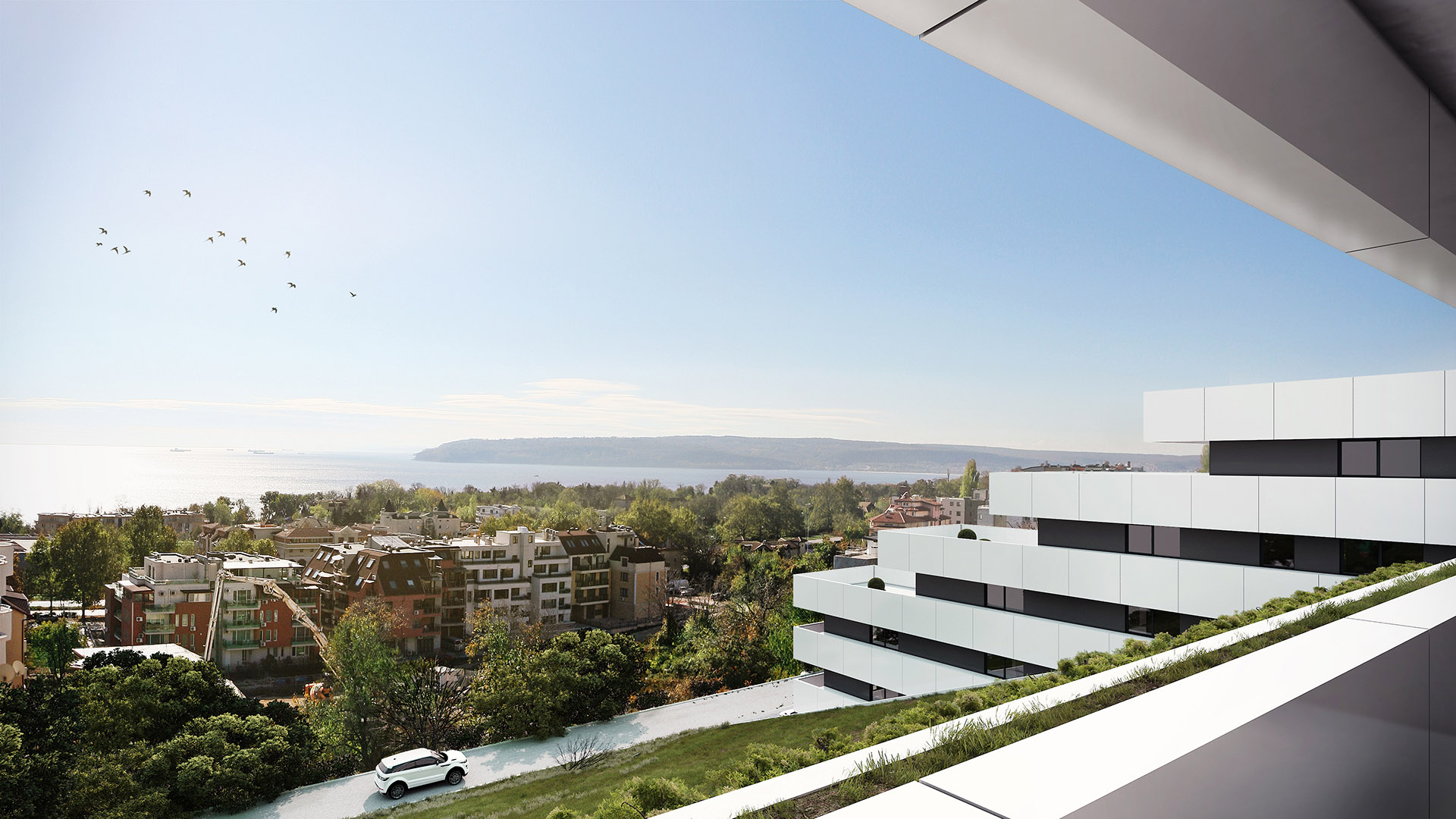 architecture designs Varna