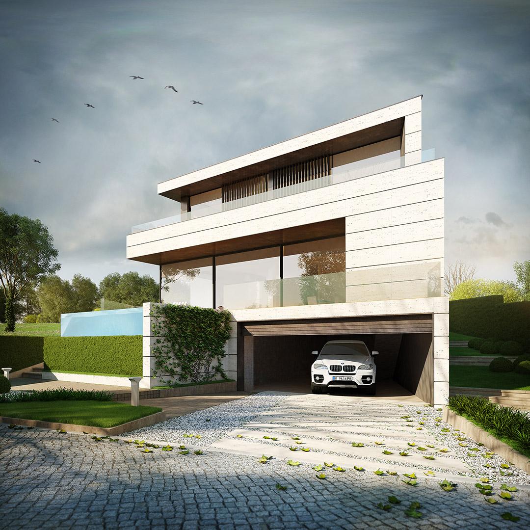 архитектура на къщи