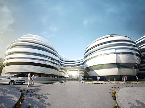 Medical University Varna Starh Architects