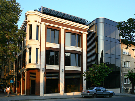 Office Center Starh Architects
