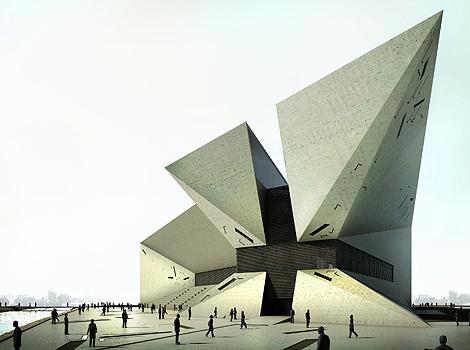 Museum of Second World War Starh Architects