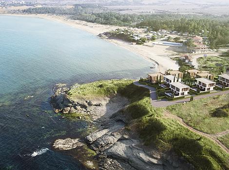 Sea Flowers Starh Architects
