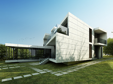 Doctor's House 2 Starh Architects