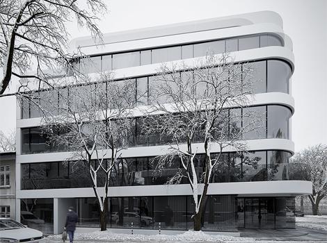 Офис сграда BG Agro