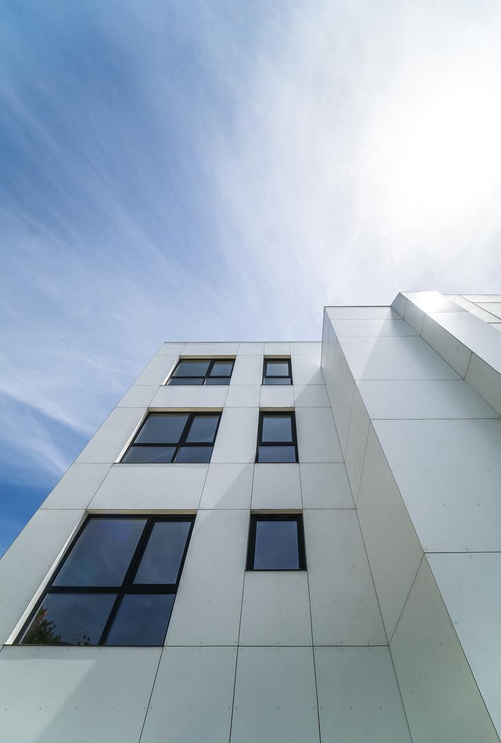 архитектура на жилищни сгради